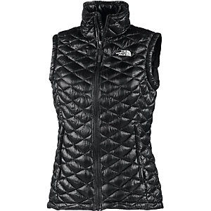 The North Face Thermoball Outdoorweste Damen schwarz