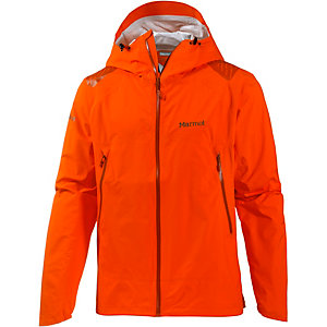 Marmot Crux Outdoorjacke Herren orange