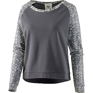 Billabong Manoa Longsweat Damen anthrazit/grau