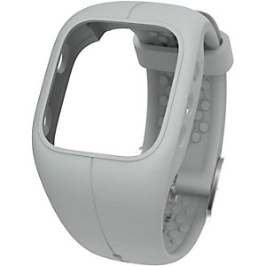 Polar Uhrband Damen grau