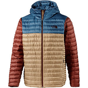 The North Face Tonnerro Daunenjacke Herren beige/blau