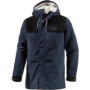 The North Face Sherpa Mountain Parka Herren dunkelblau