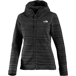 The North Face Crescent Fleecejacke Damen dunkelgrau