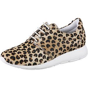 Maruti Sneaker Damen beige/schwarz