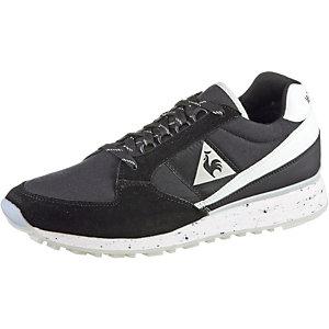 LE COQ SPORTIF Eclat Glow Sneaker Herren schwarz/weiß