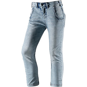 nümph Anti Fit Hose Damen light denim