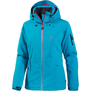 OCK Outdoorjacke Damen aqua