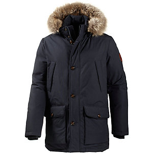 Tommy Hilfiger New Houston Down Parka Daunenjacke Herren dunkelblau