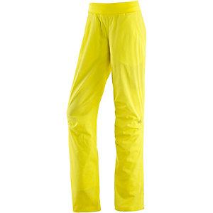 adidas Felsblock Kletterhose Damen gelb