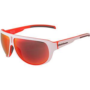Red Bull Racing ESTO Sonnenbrille weiß/neonorange