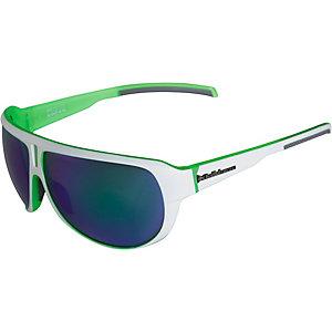 Red Bull Racing ESTO Sonnenbrille weiß/neongrün