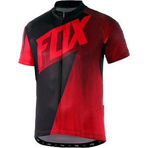 Fox Livewire Fahrradtrikot Herren rot/schwarz