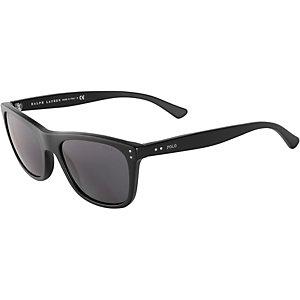Polo Ralph Lauren Sonnenbrille schwarz