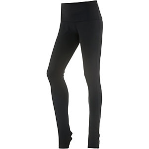 wellicious Leggings Damen schwarz
