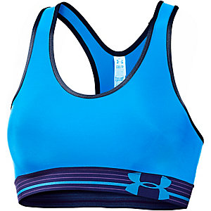 Under Armour Sport-BH Damen blau/lila