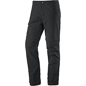Maier Sports Trave Zipp Zipphose Herren schwarz