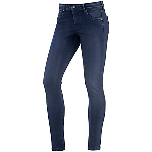 Pepe Jeans Lola Skinny Fit Jeans Damen dark denim