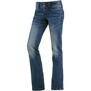 TIMEZONE GretaTZ Bootcut Jeans Damen washed denim