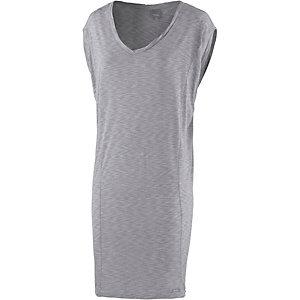 Bench Longshirt Damen grau