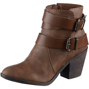 Blowfish Bootie Damen cognac