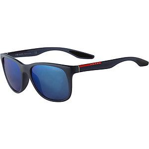 Prada Linea Rosso Linea Rossa Sonnenbrille blau