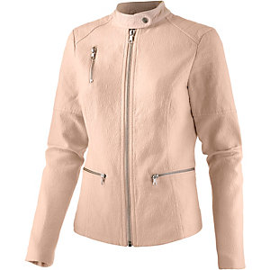 TOM TAILOR Bikerjacke Damen rose