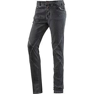 TIMEZONE NeelaTZ Skinny Fit Jeans Damen anthrazit