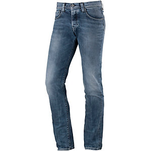 Pepe Jeans Cane Straight Fit Jeans Herren grau/blue denim