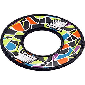 Sunflex Flying Ring Frisbee schwarz