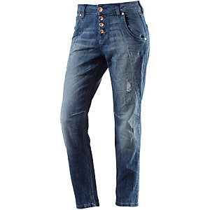 TOM TAILOR Boyfriend Jeans Damen blue denim
