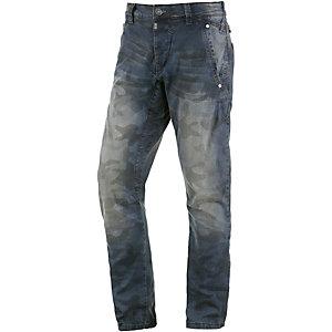 TIMEZONE OskarTZ 3D Anti Fit Jeans Herren printed camo wash