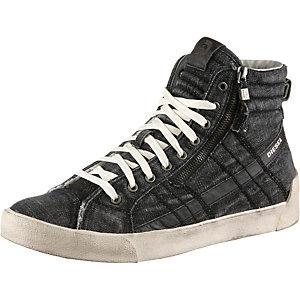 DIESEL D-String Plus Sneaker Herren schwarz