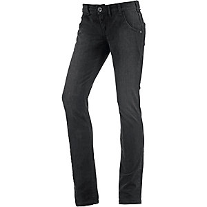 One Green Elephant Sano Skinny Fit Jeans Damen schwarz