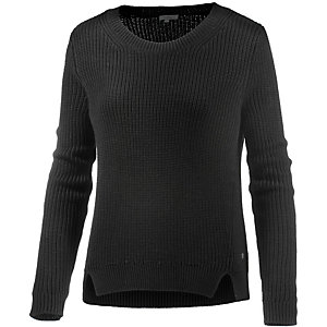 TOM TAILOR Strickpullover Damen schwarz
