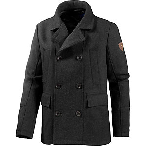 TOM TAILOR Cabanjacke Herren anthrazit