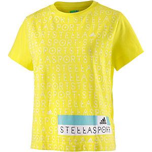adidas T-Shirt Damen gelb