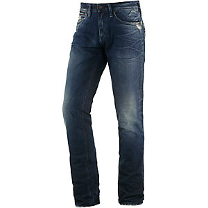 Tommy Hilfiger Scanton Straight Fit Jeans Herren blue denim