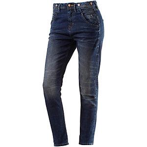 Ichi Boyfriend Gila Boyfriend Jeans Damen blue denim