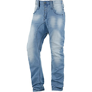 HUMÖR Santiago Anti Fit Jeans Herren light denim