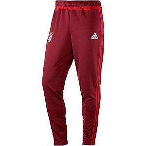 adidas FC Bayern Trainingshose Herren rot