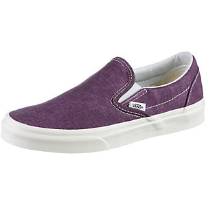 Vans Classic Slip On Slipper lila