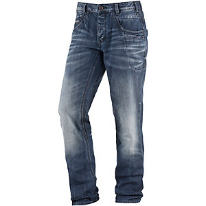 PME LEGEND Commander Straight Fit Jeans Herren blue denim