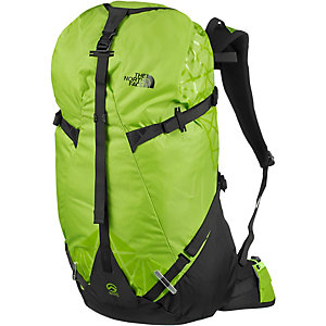 The North Face Shadow 40+10 Alpinrucksack grün