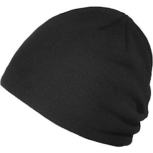New Era Mütze Original Skull Beanie schwarz