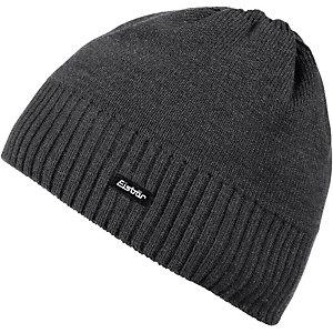 Eisbär Mütze Marco Beanie schwarz
