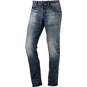 G-Star 3301 Sim Slim Fit Jeans Herren dark denim