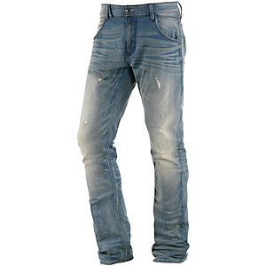 GARCIA Slim Fit Jeans Herren used denim