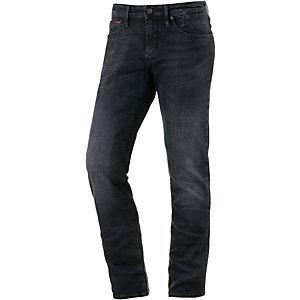 Tommy Hilfiger Scanton Straight Fit Jeans Herren schwarz