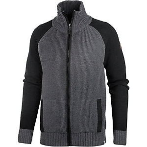 Neighborhood Strickjacke Herren anthrazit