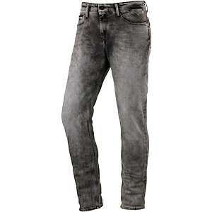 Tommy Hilfiger Steve Straight Fit Jeans Herren grey denim